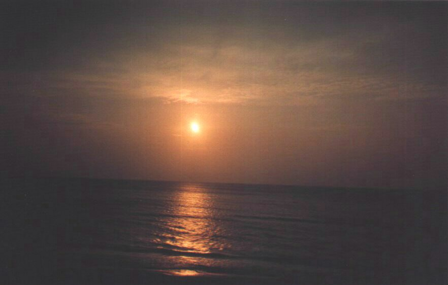 VA Beach Sunrise 5-25-99