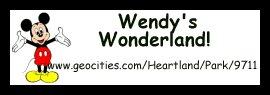 Wendy's Wonderland